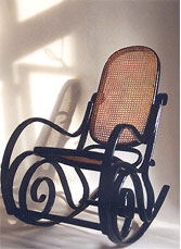 for Schaukelstuhl thonet